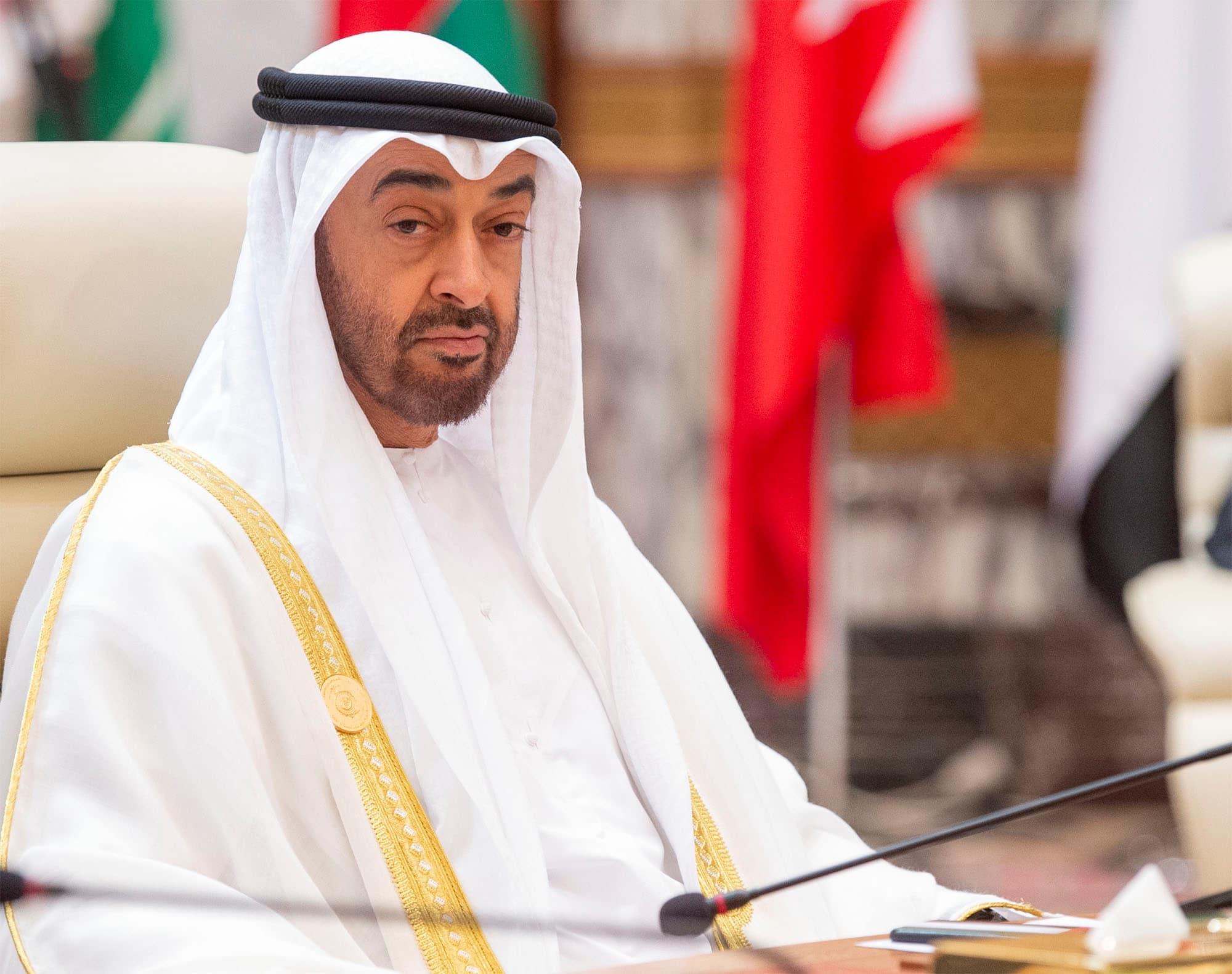محمد بن زايد.. الإمارات الأكثر كرهاً في تونس