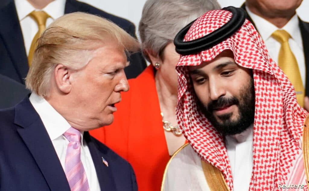 """بايدن يصادر """"الشيك المفتوح"""" الذي منحه ترامب لولي العهد محمد بن سلمان!"""