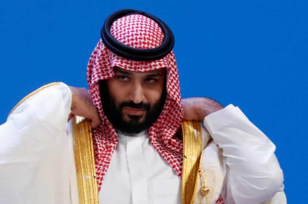 حملة سعودية لدعم محمد بن سلمان
