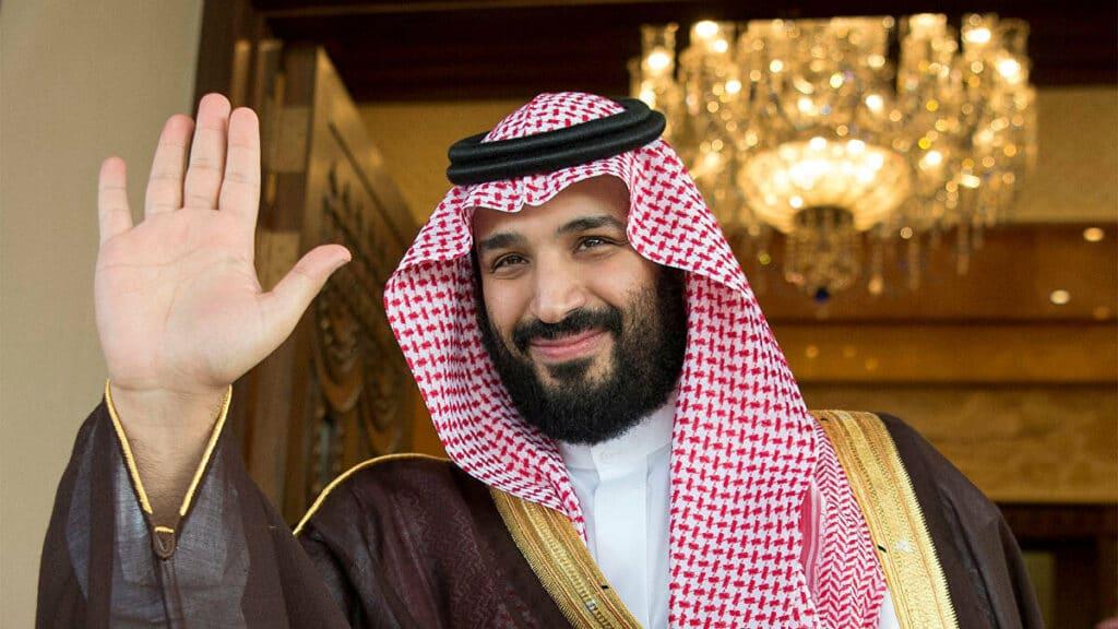 أمراء ووزراء آل سعود يقدمون فروض الطاعة لـ محمد بن سلمان