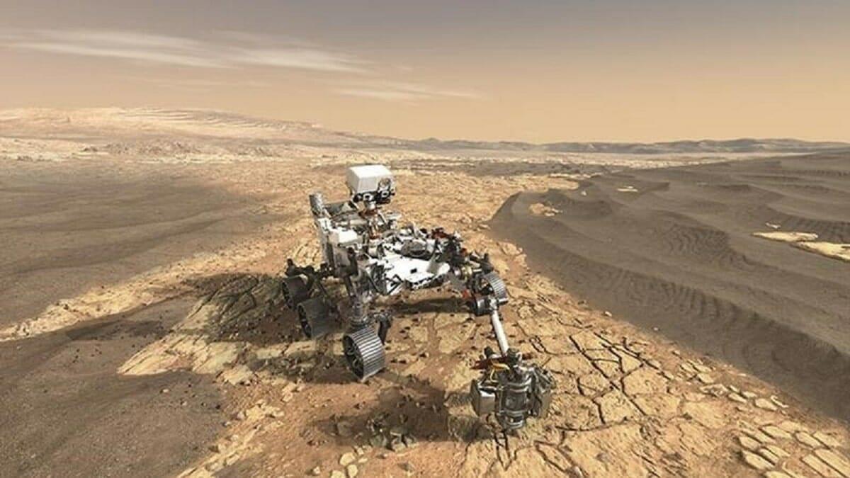 ناسا ترسل برسيفيرانس إلى المريخ