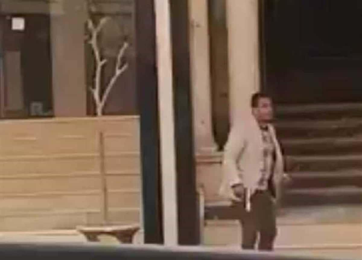 مصري يطلق النار في الشارع بعد التحرش بزوجته