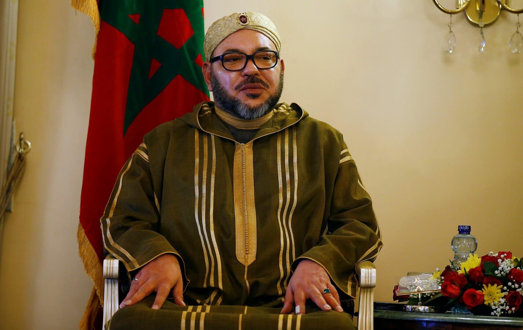 ملك المغرب محمد السادس يعزي في وفاة عبدالخالق اللوزاني