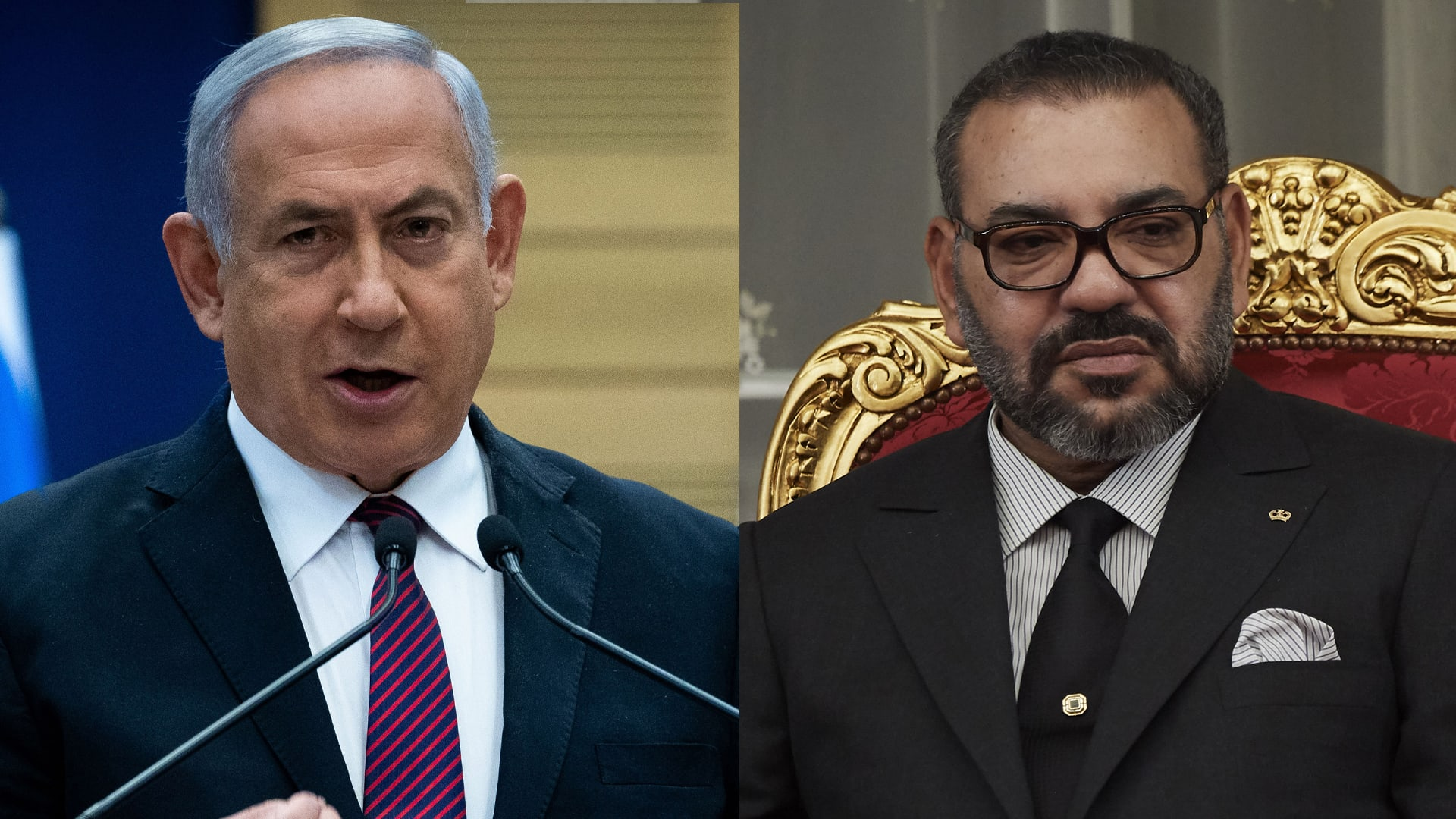 ملك المغرب محمد السادس يعقد صفقة عسكرية مع إسرائيل