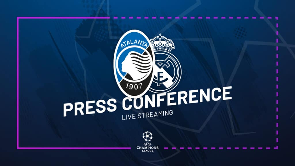 موعد مباراة ريال مدريد وأتالانتا والقنوات الناقلة في إياب دوري الأبطال