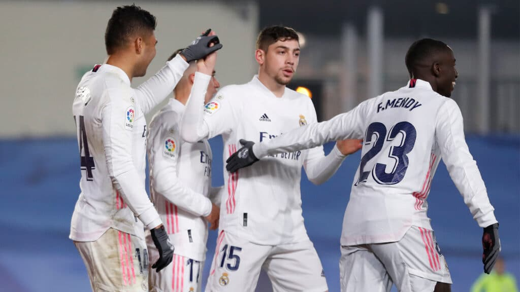 مواجهة صعبة لفريق ريال مدريد أمام منافسه ريال سوسيداد في الدوري الإسباني