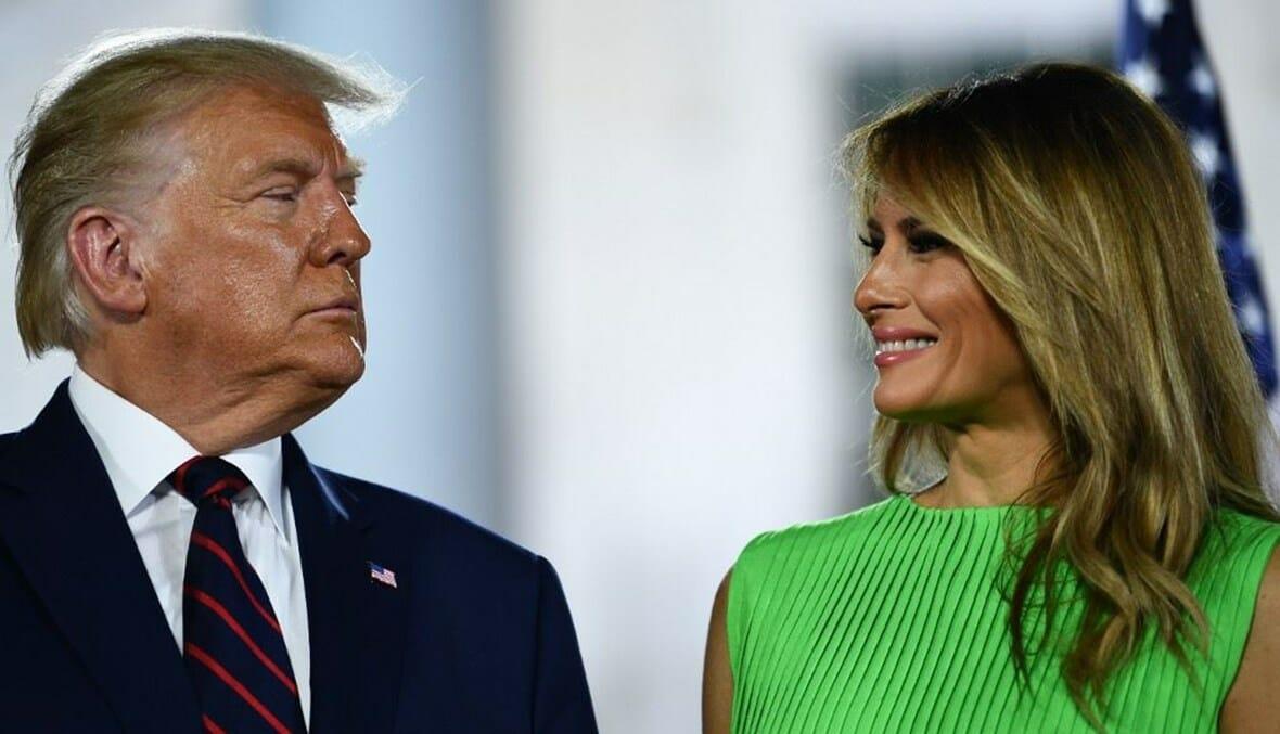 ترامب وزوجته ميلانيا تلقيا لقاح كورونا