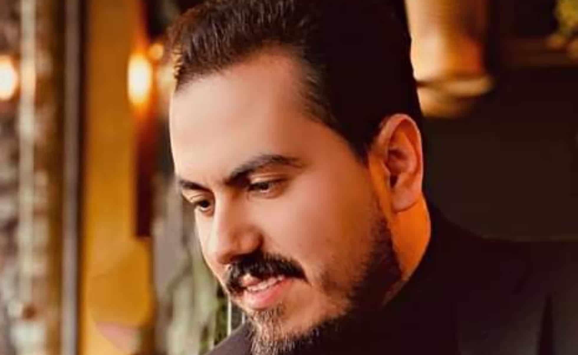 الاعلامي نزار الفارس يقاضي رانيا يوسف
