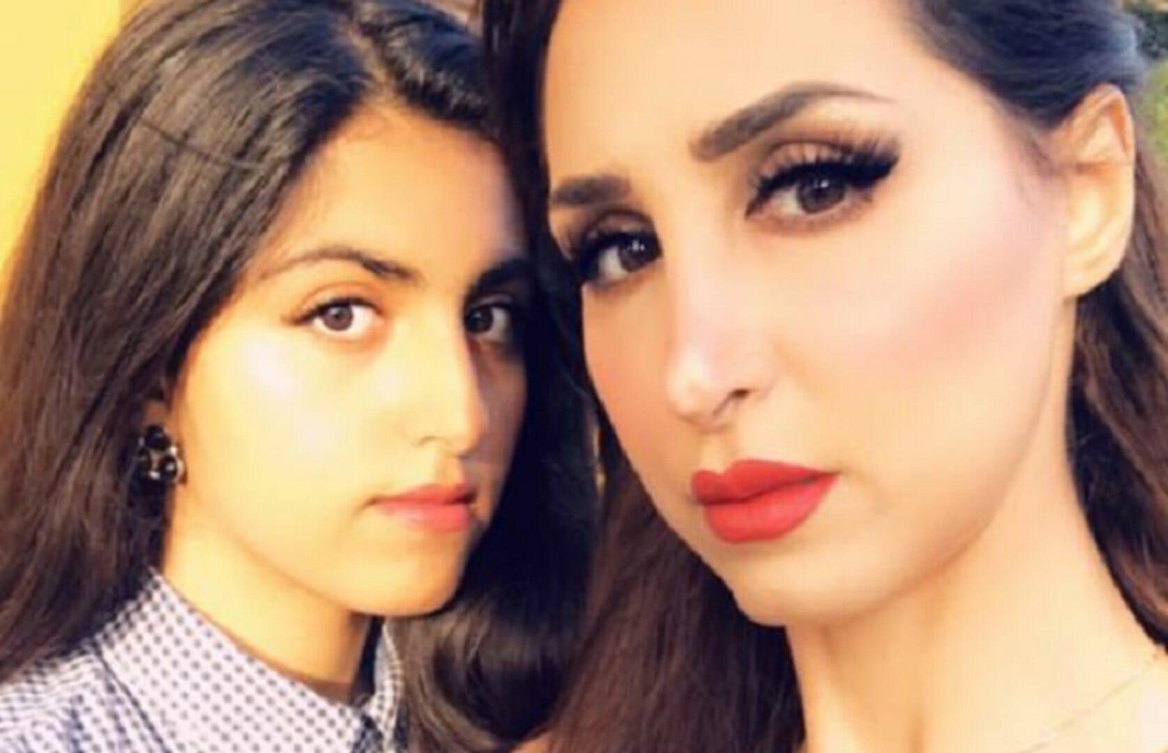 هند القحطاني تثير الجدل بعد تصوير ابنتها بإطلالة جريئة