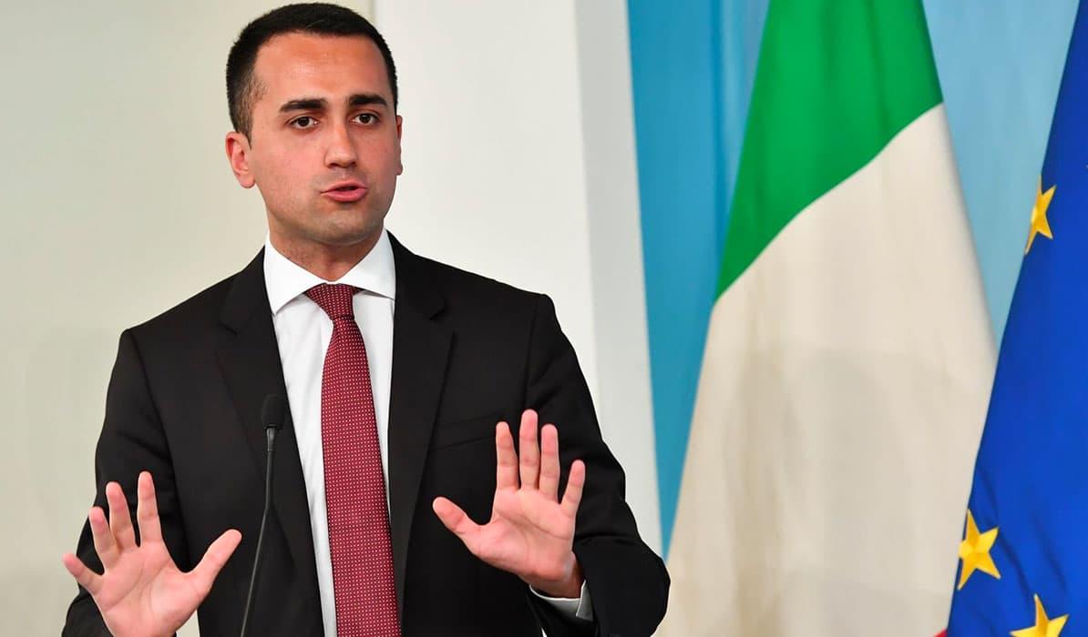 وزير خارجية إيطاليا يحرج السيسي