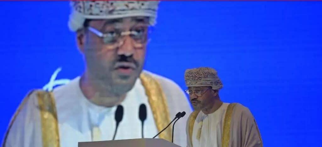 الشاهين يحرج ايدي كوهين بعد ان زعم تطبيع سلطنة عمان