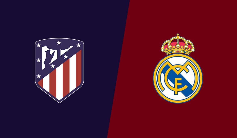 مباراة ريال مدريد وجاره أتلتيكو مدريد