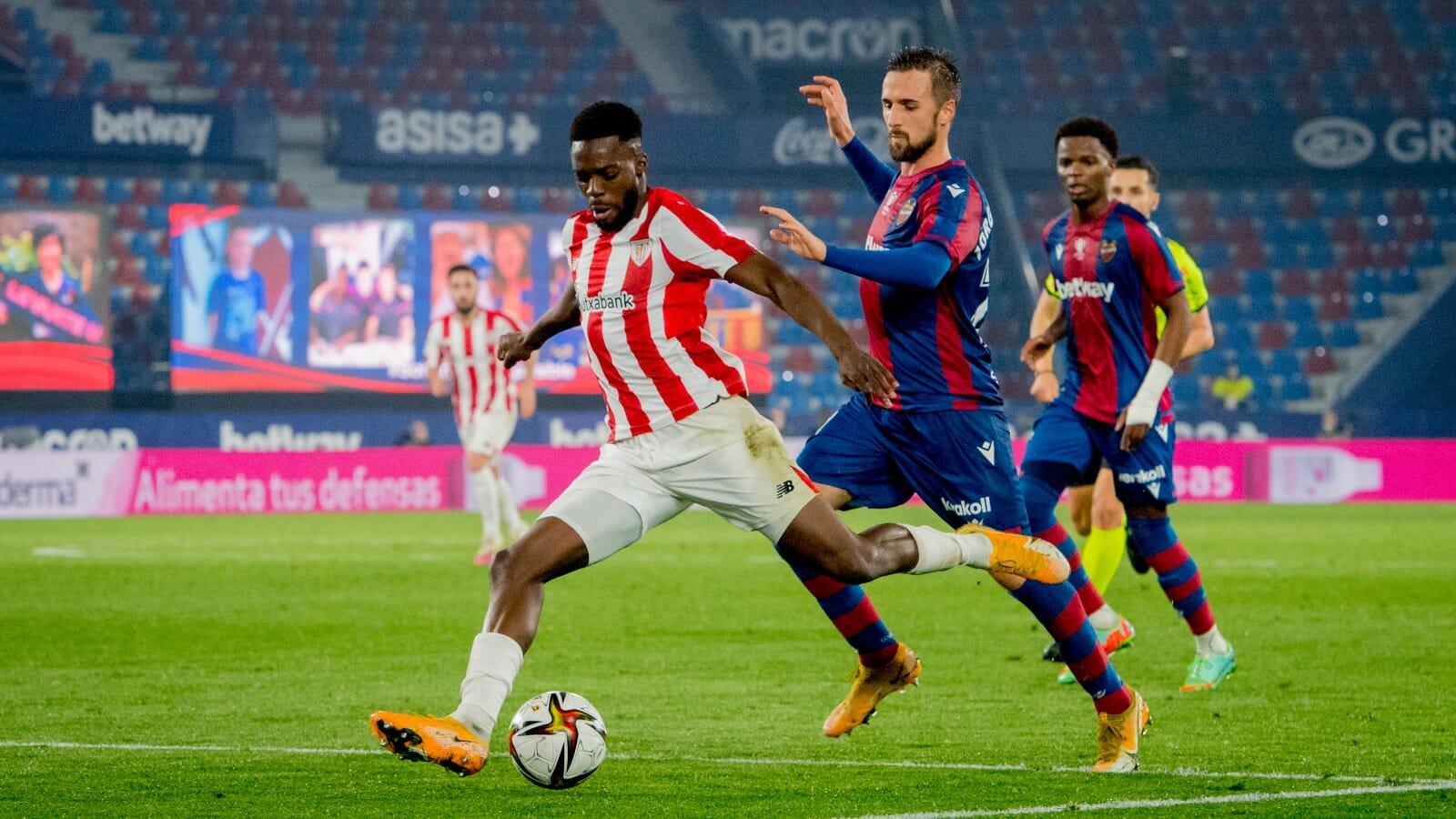 موعد ناري جديد في نهائي الكأس بين برشلونة وأتلتيك بلباو