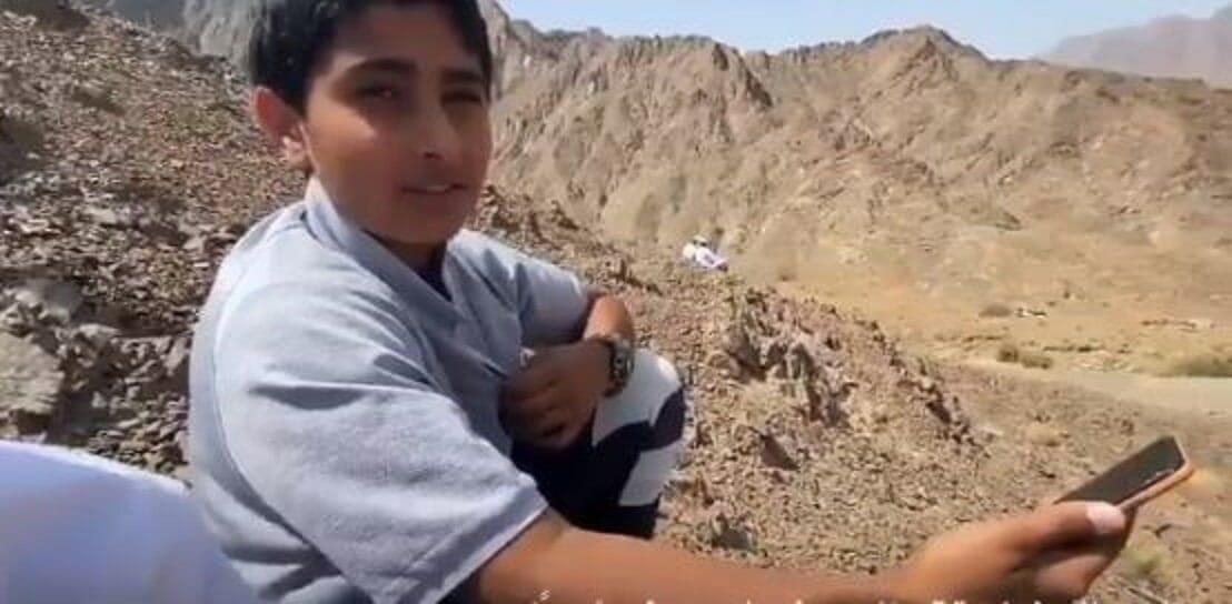 """""""شاهد"""" أطفال عمان يستغيثون بالسلطان هيثم بن طارق من فوق قمم الجبال في فيديو مؤثر"""