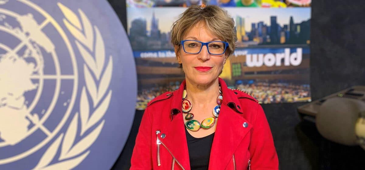 مقررة الامم المتحدة أغنيس كالامارد