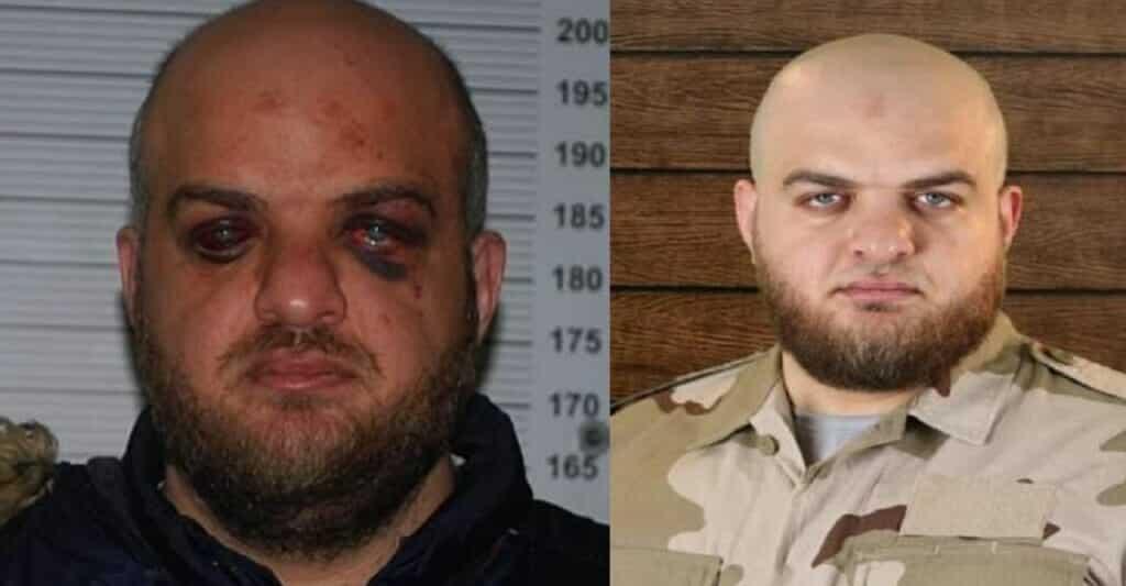 تعذيب إسلام علوش (مجدي نعمة) في فرنسا