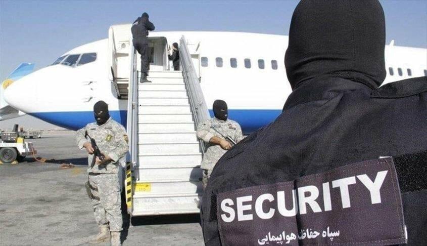 إيران تعلن إحباط محاولة اختطاف طائرة ركاب كانوا ينوون التوجه بها إلى مطار في دولة خليجية