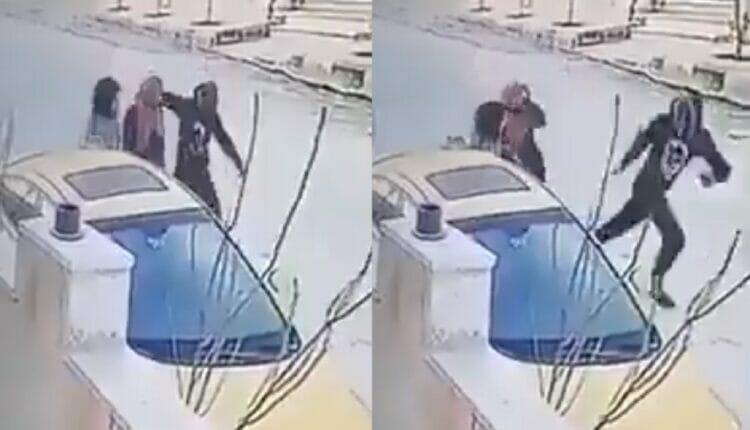 شاب يعتدي على فتاة في الأردن بأداة حادة
