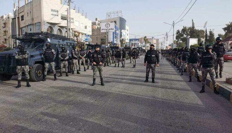 اعتقالات في الاردن