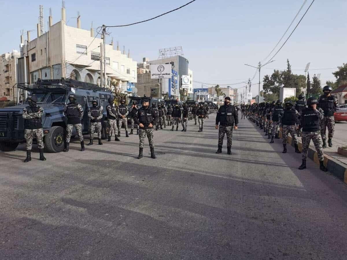حملة اعتقالات في الأردن بعد تزايد التظاهرات المطالبة برحيل النظام