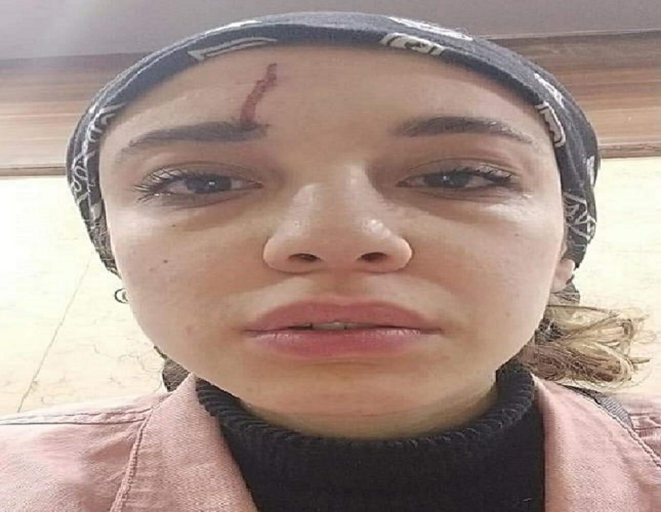 فتاة مصرية تتعرض للتحرش وتثير ضجة واسعة