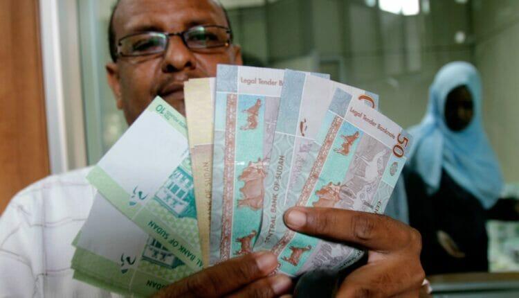 الجنيه السوداني و الدولار الامريكي