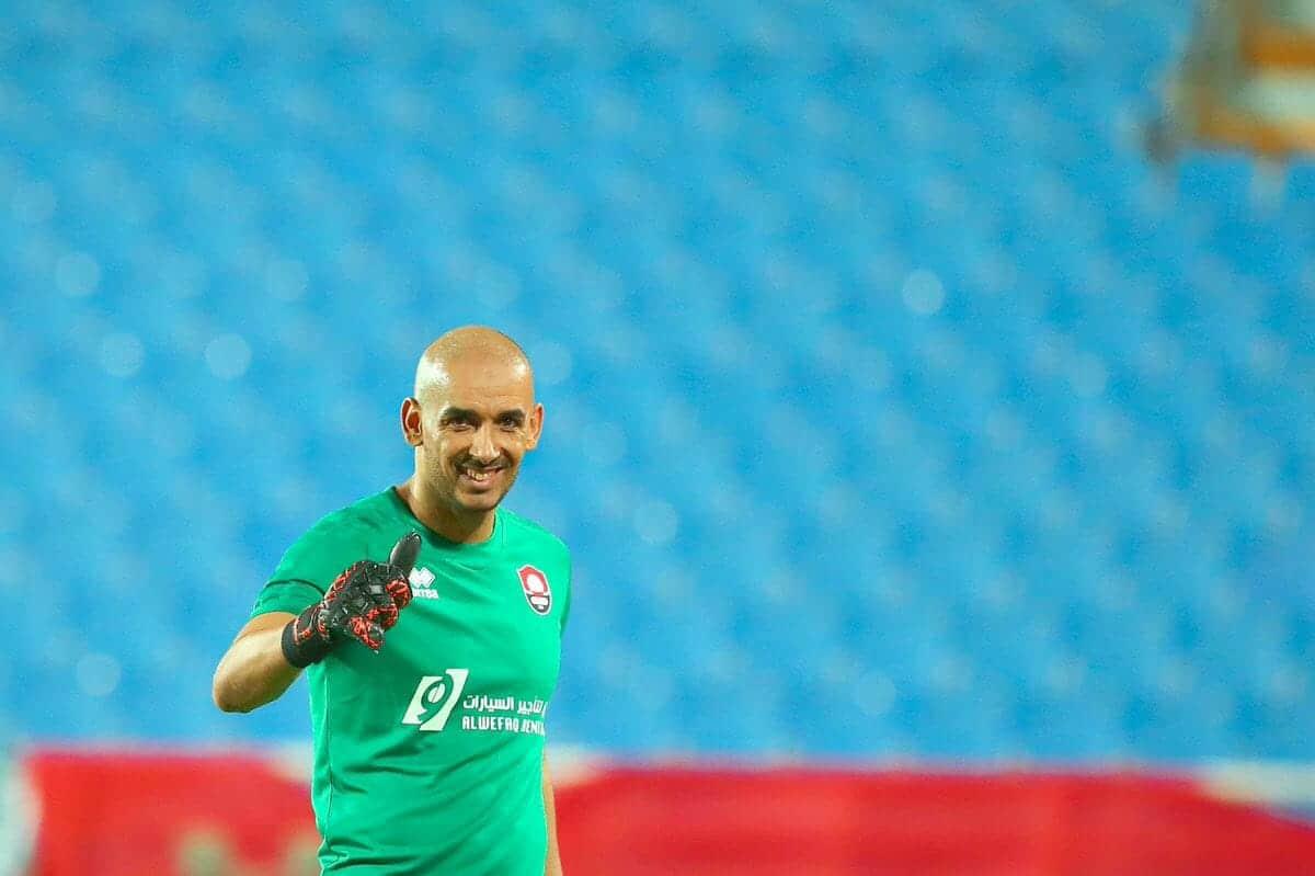 مباراة الهلال السعودي والرائد بالدوري