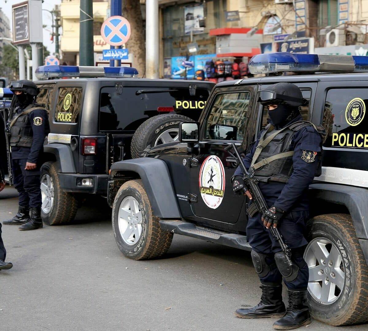 تظاهرات في مصر بعد مقتل محمد يوسف