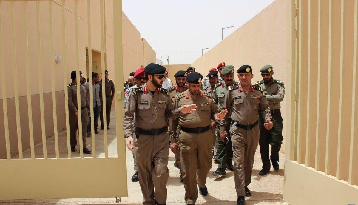 التعذيب في السجون السعودية