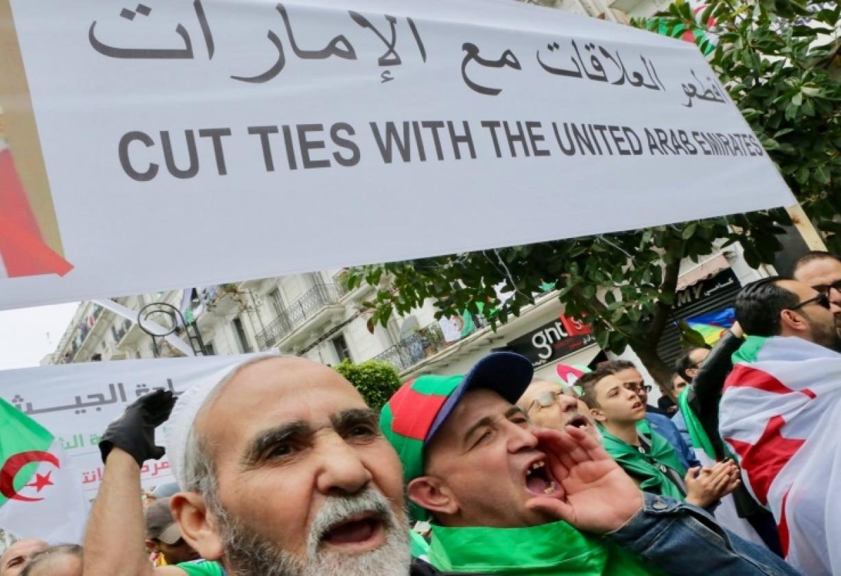 الجزائر ترفض الابتزاز الإماراتي وأبوظبي تطالب تبون بمراجعة علاقاته مع تركيا