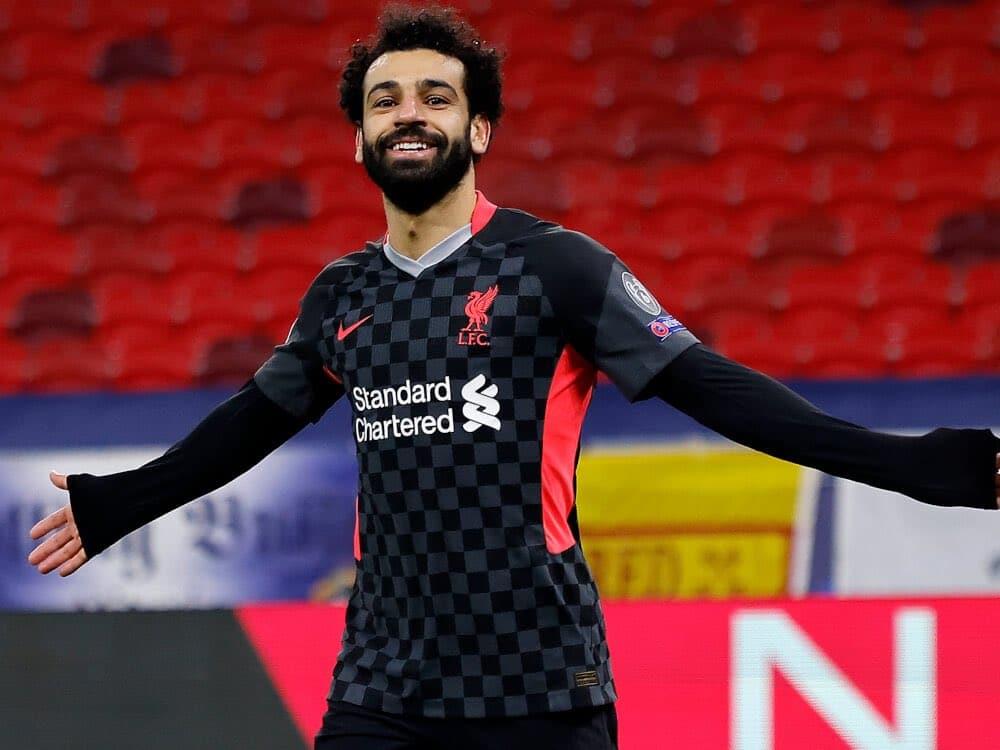 محمد صلاح والمفاوضات مع فريق ليفربول