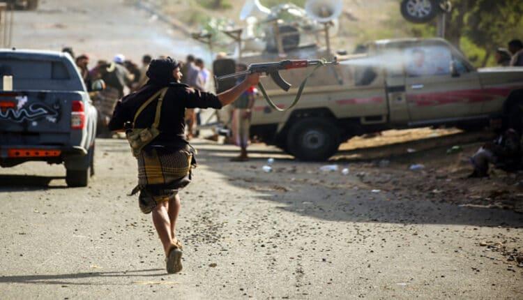 المقاومة اليمنية في تعز