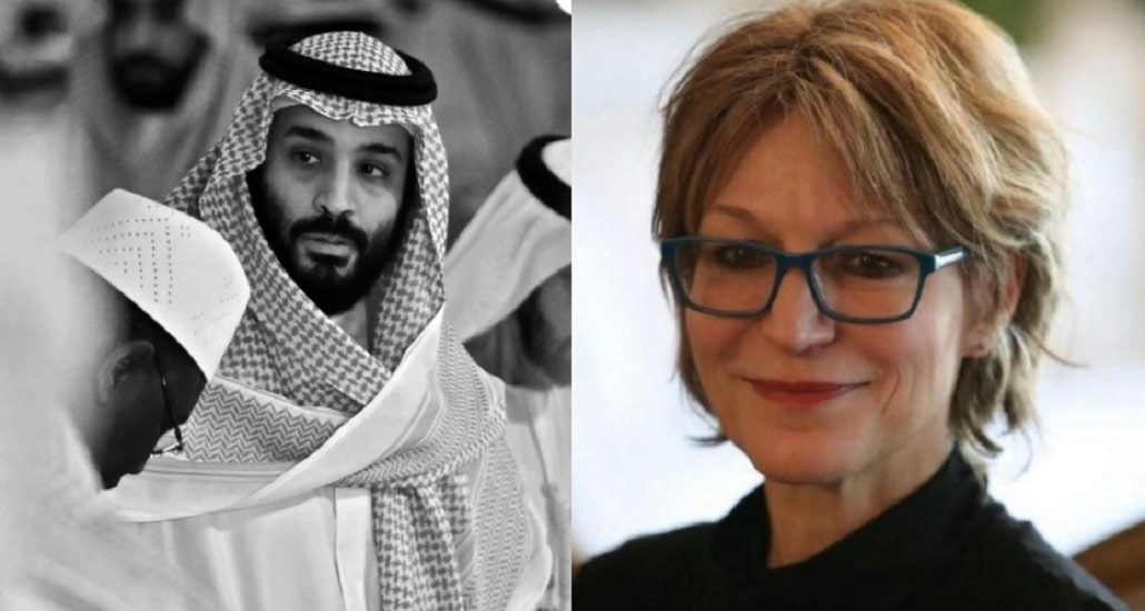 المقررة الأممية أغنيس كالامارد تتلقى تهديداً بالقتل من مسؤول سعودي كبير بسبب التحقيق بجريمة جمال خاشقجي