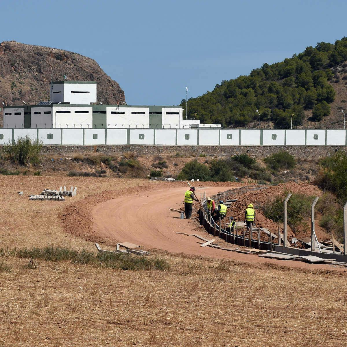 المنطقة الحدودية بين الجزائر والمغرب