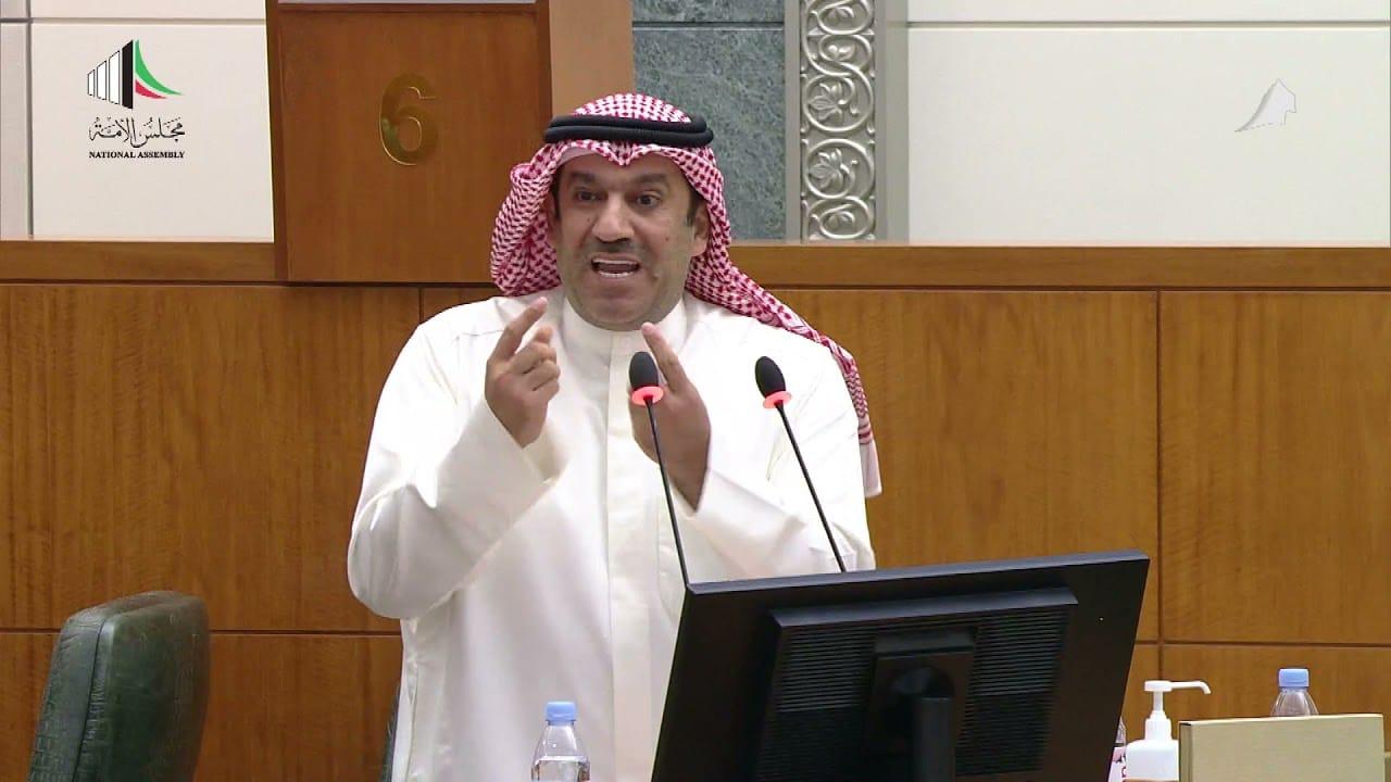 """شاهد مداخلة أحمد الشحومي المثيرة للجدل في مجلس الأمة.. وكويتيون:""""لن نخدع بمثل هذا"""""""