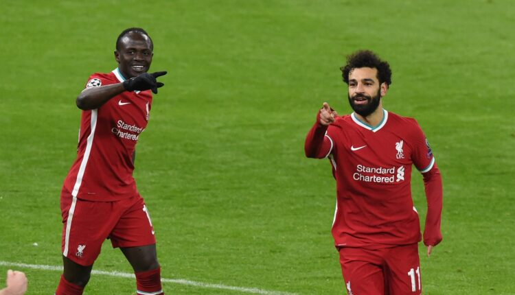 ليفربول يتأهل إلى دور الربع النهائي بهدفي ماني وصلاح