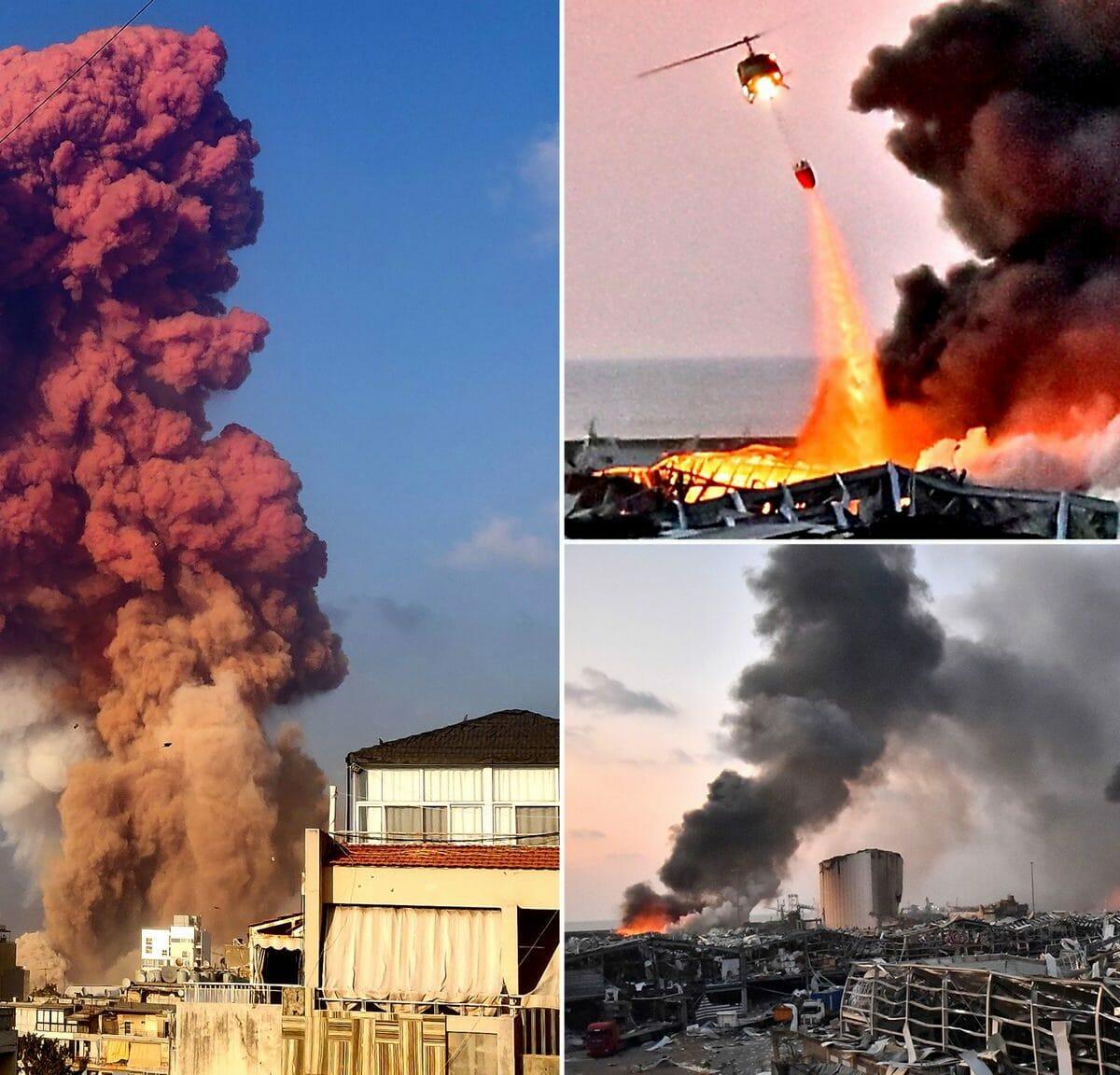 """حسان دياب يكشف عن """"مواد نووية خطرة للغاية"""" في مستودع لمنشآت النفط جنوب لبنان"""