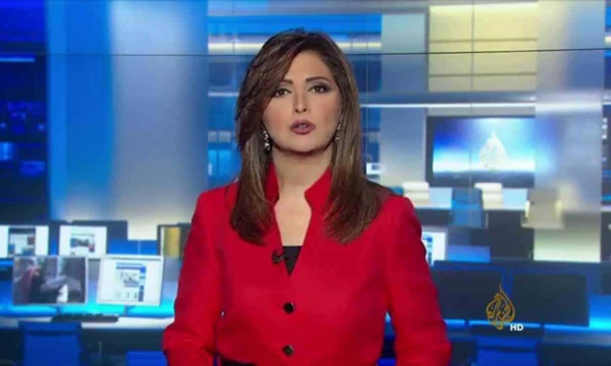 اعلامية الجزيرة ايمان عياد تعلق على إلغاء زيارة الحسن بن عبدالله