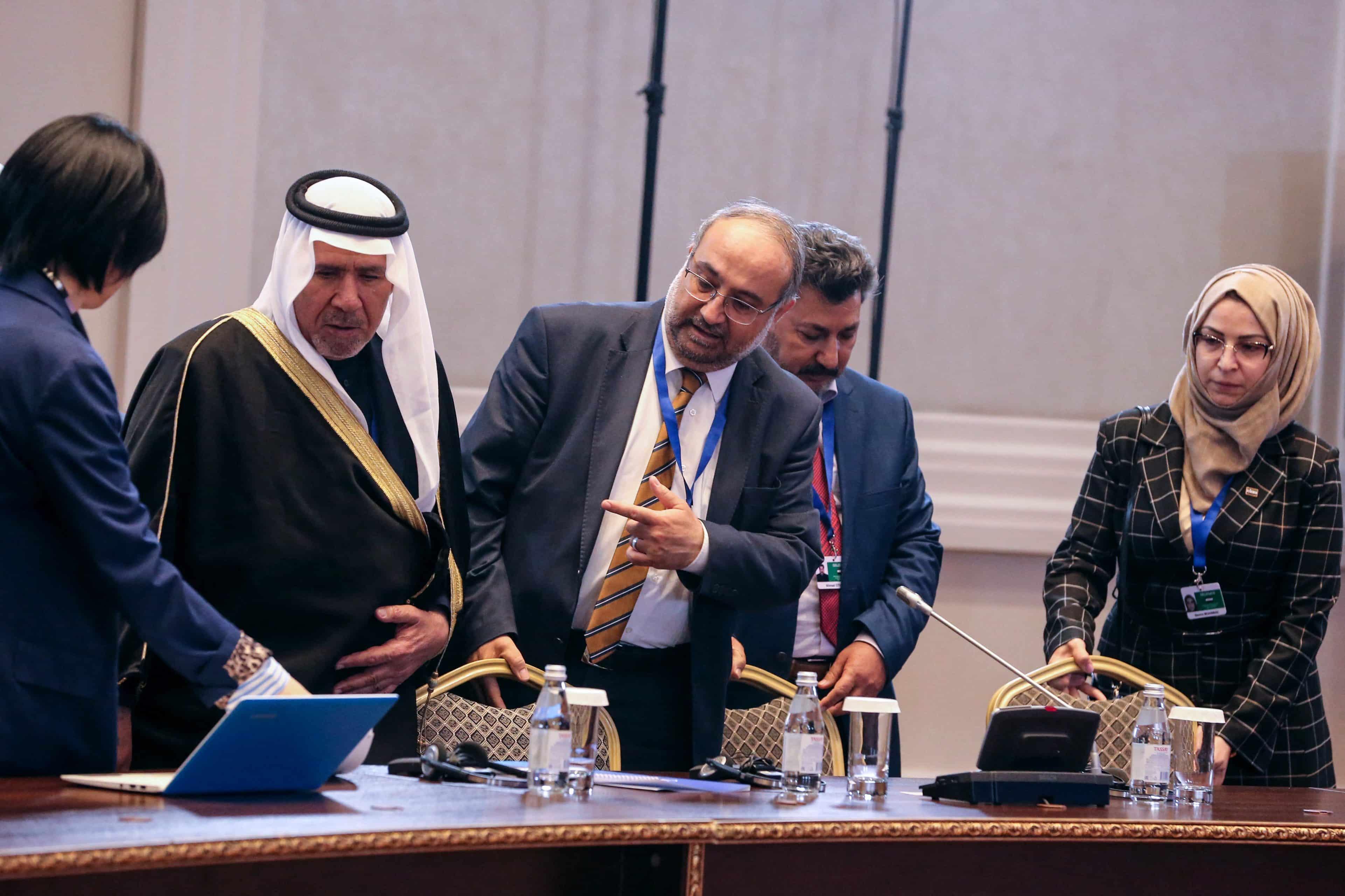 من هو النظام العربي الذي تسعى روسيا عبره لانقاذ الاسد