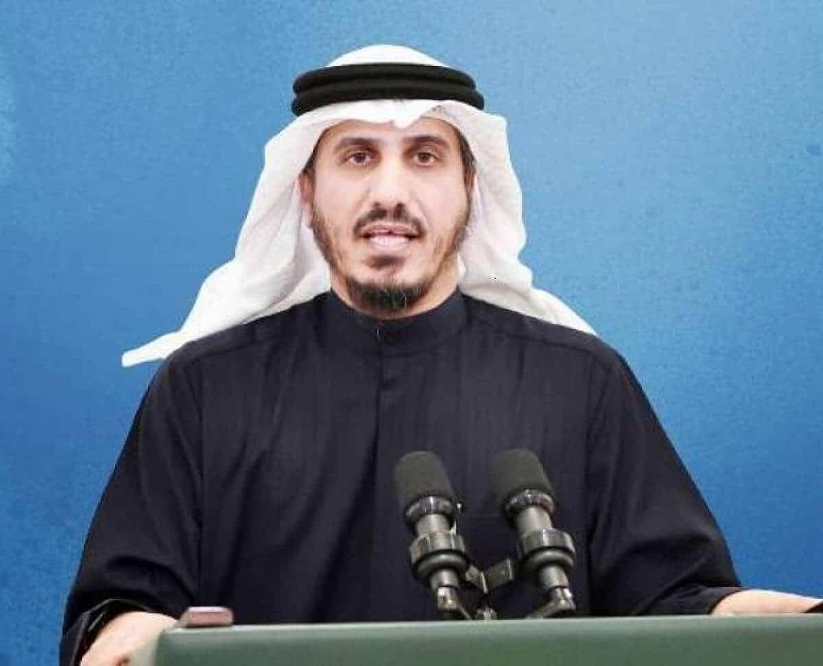 النائب الكويتي بدر الداهوم