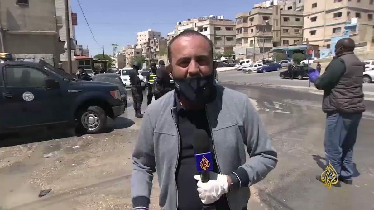 لماذا وصف مراسل الجزيرة في الأردن المسؤولين الأردنيين بالفشلة