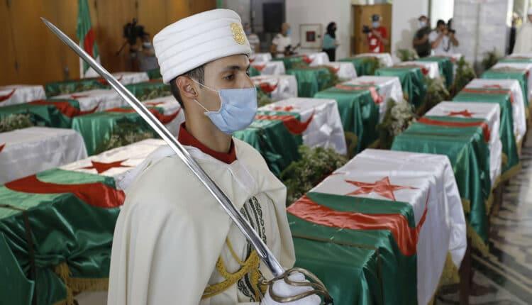 ارشيف الاستعمار الفرنسي للجزائر