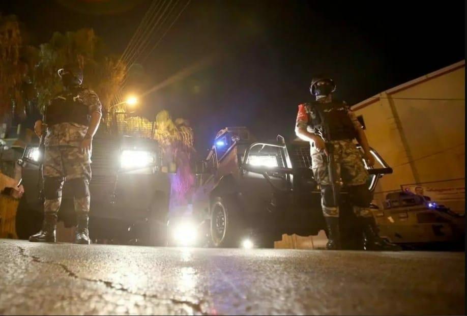 """""""فيديو"""" يوثق لحظة مقتل شاب بطريقة مروعة بعد مشادة كلامية يثير غضب الأردنيين"""