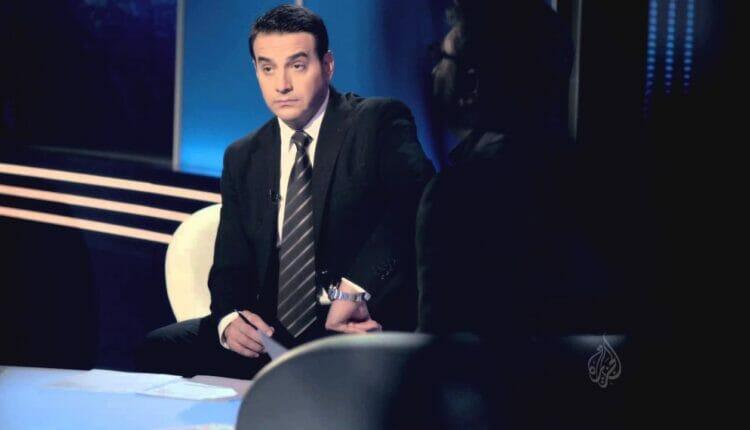 جلال شهدا اعلامي الجزيرة