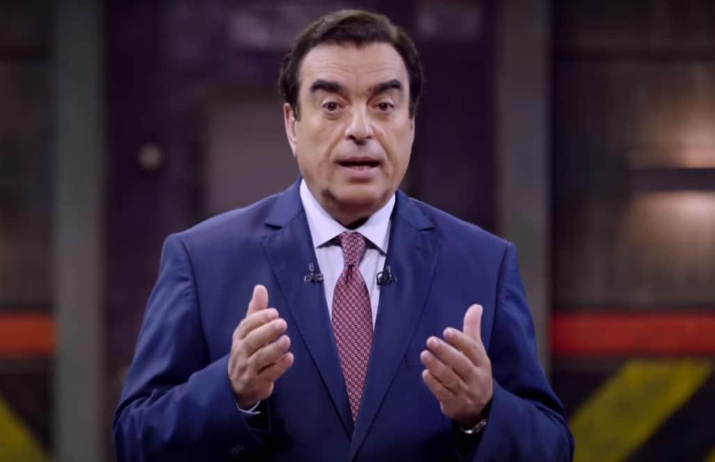 جورج قرداحي يؤكد منع الكويت له من دخول اراضيها ويزعم صمود بشار الاسد