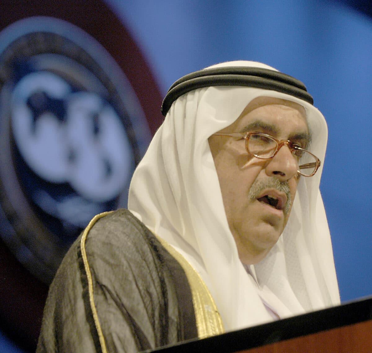 وفاة الشيخ حمدان بن راشد