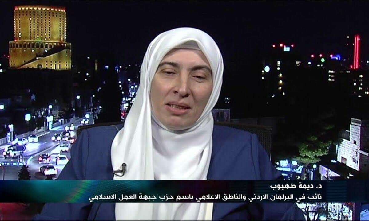 ديمة طهبوب توجه رسالة إلى الحسين بن عبدالله