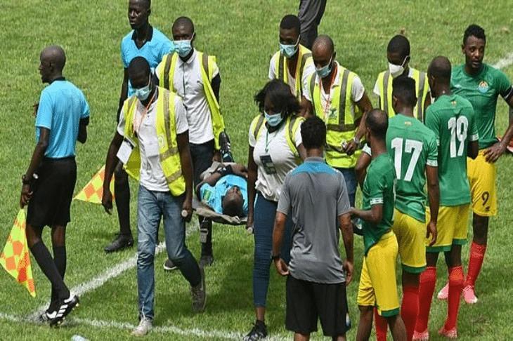 """سقوط حكم مباراة إثيوبيا وكوت ديفوار يضع """"الكاف"""" في ورطة.. ماذا فعل ؟!"""