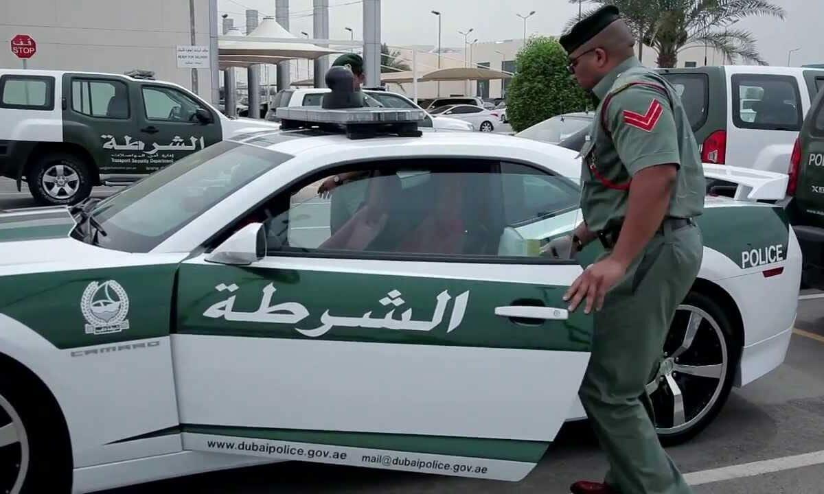 جريمة قتل في دبي