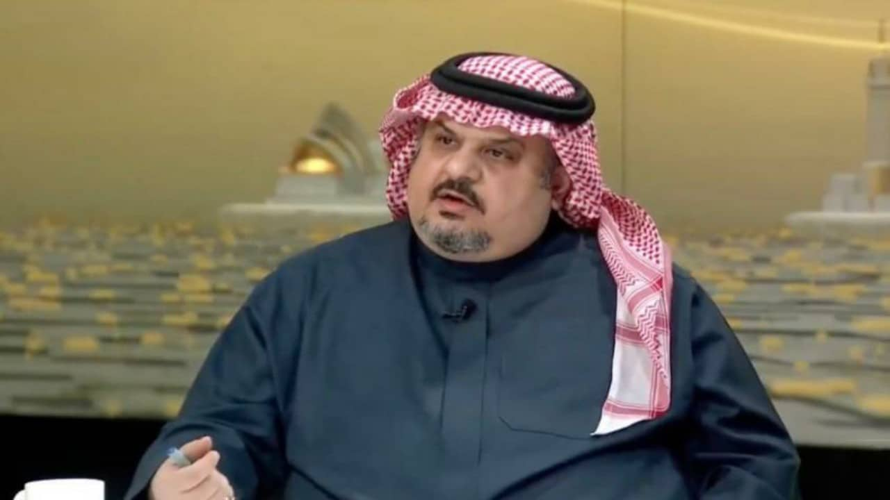 الأمير السعودي عبدالرحمن بن مساعد يعلق على انفجار دبي.. ماذا قال للإماراتيين